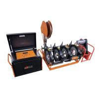 Full Automatic Butt Hdpe Pipe Fusion Welding Machine 63mm-400mm