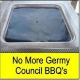 Quality Non-stick heavy duty grill & BBQ mat ,Fit for all hotplate / grill/ BBQ , cooking without wholesale