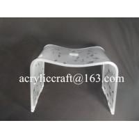 Quality Custom Color Printing Acrylic Furniture, Transparent Dining Chair wholesale