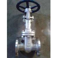 Quality Stainless Steel Gate Valve Class 150 class 300 & JIS 10K,JIS 20K WCB CF8 CF8M Flanged End Gate Valve wholesale