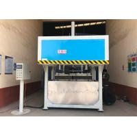 Quality Pulp Egg Tray Make Machine / Egg Tray Packaging Machine Easy Operated wholesale