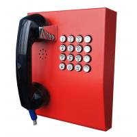 Quality Bank / Building Weather Resistant Telephone With Cold Rolled Steel Material wholesale