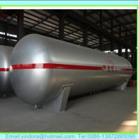 China 50000 liter propane lpg gas tank for sale on sale