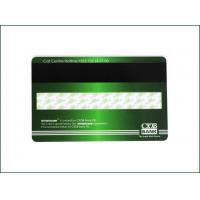 Quality High Frequency Membership PVC Card , Custom Mag Stripe Cards Matte Finished wholesale