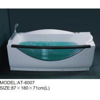Quality Plastic jaccuzi tub corner jetted bathtub for adults optional Air pump wholesale