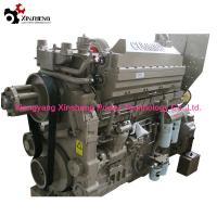 Buy cheap 4 Stroke KTA19-C600 448 KW 2100 RPM Diesel Engine Construction Machinery CCEC Cummins from wholesalers