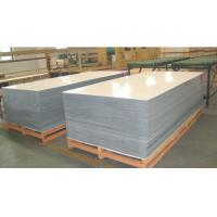 Quality AA5052 Polished Aluminum Sheet Thickness 0.2mm-3.0mm For Aircraft Fuel Tanks wholesale