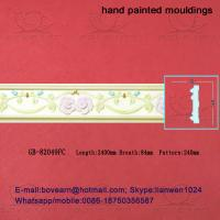 Quality hand painted relief moulded wholesale