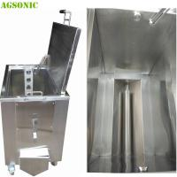 Quality Aluminium Heated Soak Tank , Restaurant Soak Tank Clean Carbon FOG Fats Oils & Grease wholesale