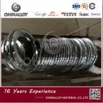 Quality High Temp Alloys FeCr13Al4 Alloy / FeCrAl Heating Strip For Train Resistor 0.6mm x 75mm wholesale