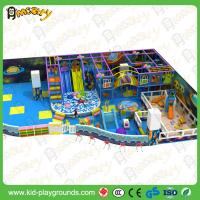 China Rich and Colorful Children Indoor Playland Equipment Soft Play Equipment for Kids  theme park equipment for sale for sale