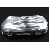 China Clear Anodize Prototype Aluminum Casting CNC Machining For Car Vehicle Model on sale