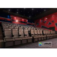 Quality Advertisement 4D movie theater wholesale