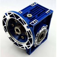 Quality RV/NMRV/NMRW 030 series worm gear box with flange shaft mounted speed reducer reductor wholesale