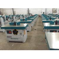 China High Speed Wood Spindle Moulder Machine Vertical With Sliding Table on sale