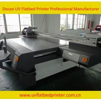 Quality Konica1024 high resolution uv glass printer wholesale
