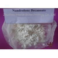 Quality High Pure Nandrolone Decanoate Steroid Raw Powder Deca Durabolin Injectable CAS 360-70-3 wholesale