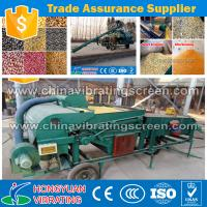 China New design equipment ! HONGYUAN grain processing machine /grain cleaning machinery on sale