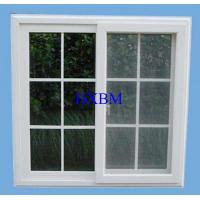 Cheap Ageing Resistance UPVC Windows And Doors Excellent Light And Heat Stability for sale