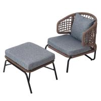 Quality Woven Rope Outdoor Leisure Chairs wholesale