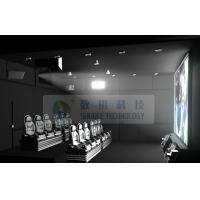 Quality Popular Large 4D 9D XD Theater with lighting / vibration simulator for amusement wholesale