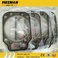 SDLG orginal cylinder head gasket  13026701, sdlg spare parts   for deutz engine
