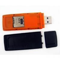 Cheap 3G EVDO Rev A dongle with 3.1mbps, CDMA2000/CDMA1X, Supports MS Windows 7/Vista/Mac/Android OS, Voice/SMS/USSD for sale