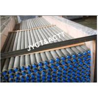 Quality Air Cooler Metal Extruded Fin Tube , Wire Wound Finned Tube Small Flow Losses wholesale