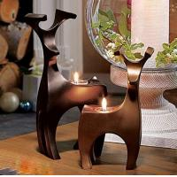 Quality CH-39 wall Acrylic candle holders wholesale