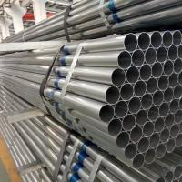 Quality UL797 EMT Electrical Conduit Pipe / Electrical GI Conduit Pipes Anti Aging wholesale