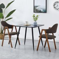 China Small Center Coffee Table , Modern Dining Table Home Furniture High Grade Plywood Desktop on sale