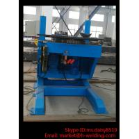 Quality Custom SHB Lifting Pipe Welding Revolve Table 600kg VFD Rotary Pipe Welding Equipment wholesale