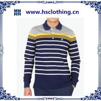 Buy cheap Exquisite  Cotton Chino  Casual men's polo shirts from wholesalers