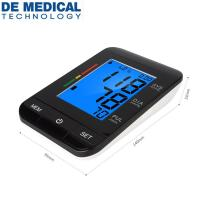 Buy cheap CE & FDA approved arm-type Digital Blood Pressure Monitor Automatic Sphygmomanometer for Adult BP Monitor  USB support from wholesalers