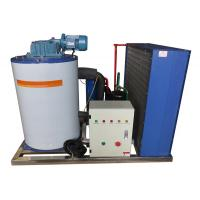 Quality 4000kg / 24h Saving - Energy  Flake Ice Maker With Copeland Compressor wholesale