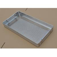 Quality factory hot sale food grade stainless steel disinfect basket wholesale
