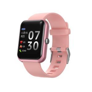 Quality Intelligent Health smart Bracelet IP68 Bluetooth 5.0 Blood Oxygen Pressure monitor Heart Rate Watch wholesale
