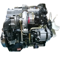 China 4jb1t 68kw 3600rpm Displacement: 2.771L Diesel Engine on sale