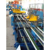 Quality U-bending Freezer / Refrigerator Assembly Line Automatic Roll Forming Lines wholesale