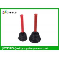 Quality JOYPLUS Bathroom Cleaning Accessories Rubber Toilet Plunger OEM / ODM Available wholesale