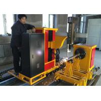Cheap Hypertherm CNC Pipe Cutting Machine With 6000mm Effective Cutting Length for sale