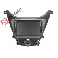 Quality HYUNDAI ELANTRA Android Car DVD Player With Navigation System Support 3G wholesale