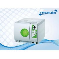 China Medical Class B Vacuum Drying Autoclave Steam Sterilizer With Mini Printer For Clinic on sale