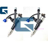 Quality Denso Diesel Common Rail Injector 23670-E0351 095000-5215 For P11C Engine wholesale