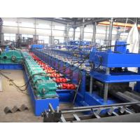 Quality Freeway Guardrail Roll Forming Machine Used for USA Market Implement American Standards wholesale