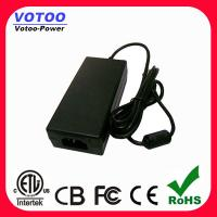 Quality AC to 12V 5Amp DC Electronics Power Supply Short Circuit Protection wholesale