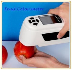 Quality CIE LAB fruit test colorimeter wholesale