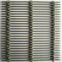 Quality Stainless Steel Wire Mesh, Suitable for Decoration of Office Buildings, Wall Covering and Ceiling wholesale