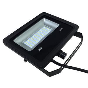 China Backyard Waterproof LED Flood Lights outdoor , AC110V IP65 30 W LED Security Flood Lights on sale