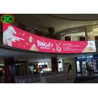 China Full color led indoor arc screen advertising display curved video wall flexible led display cost effective price on sale